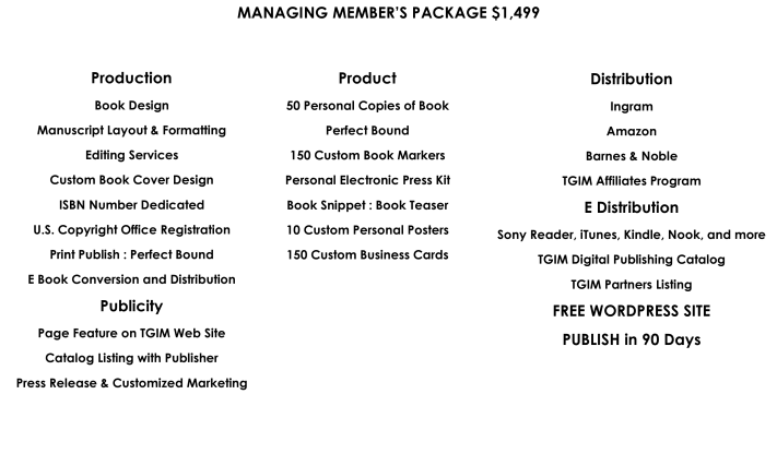 Managing Member Package