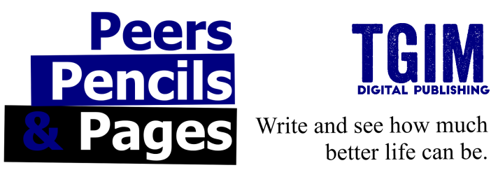 Peers Pencils & Pages Logo w Verbiage